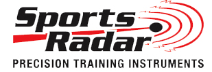 Sports Radar Manufacturer Logo